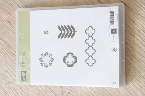Stampin up! Stempel: Madison Avenue