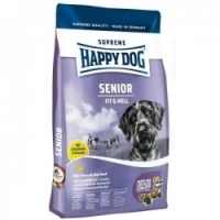 Happy Dog Fit & Well Senior 4kg