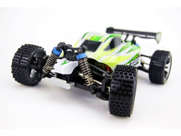 FUNRACE 01S-A 4WD BRAVO PRO CAR 70 KM/H RC AUTO 540er RC Motor